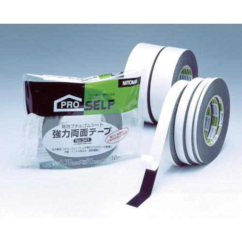 ニトムズ テープ J0950 商品番号:3914593 セール 強力両面50×10 販売単位:1巻 施工用強力両面テープ 株 選択 入り数:- 4904140769505 05P03Dec16 JAN
