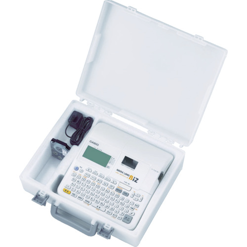 カシオ ネームランドセット【KLM7CA】 販売単位:1台(入り数:-)JAN[4971850489146](カシオ ラベル用品) カシオ計算機(株)【05P03Dec16】