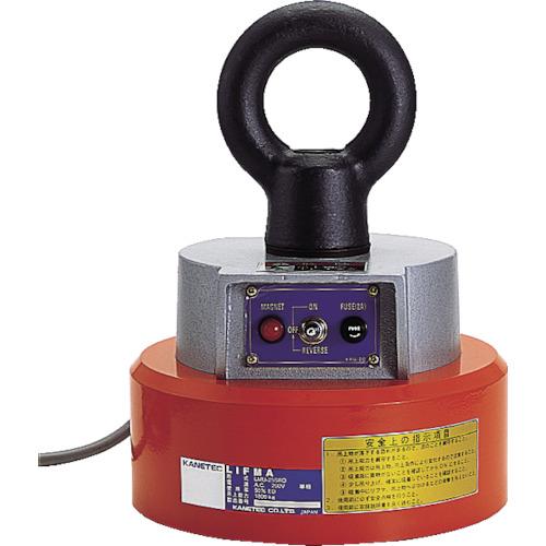 在庫品 カネテック マグネット工具 LMU-15SRD 商品番号:1645021 小形電磁リフマ 整流器内蔵形 LMU15SRD 予約 JAN 05P03Dec16 販売単位:1台 リフティングマグネット 4544554000230 休日 株 入り数:-