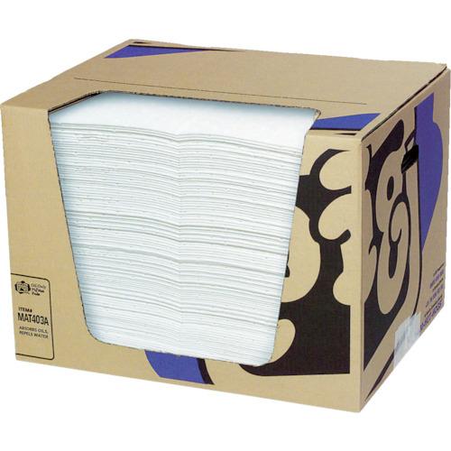 pig ピグ油専用エコノミーマット ミシン目入り (100枚/箱)【MAT454】 販売単位:1箱(入り数:100枚)JAN[-](pig 吸収材) エー・エム・プロダクツ(株)【05P03Dec16】