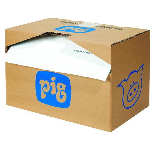 pig 油専用フォーインワンピグマット ミシン目入り (1巻/箱)【MAT484A】 販売単位:1箱(入り数:1巻)JAN[-](pig 吸収材) エー・エム・プロダクツ(株)【05P03Dec16】