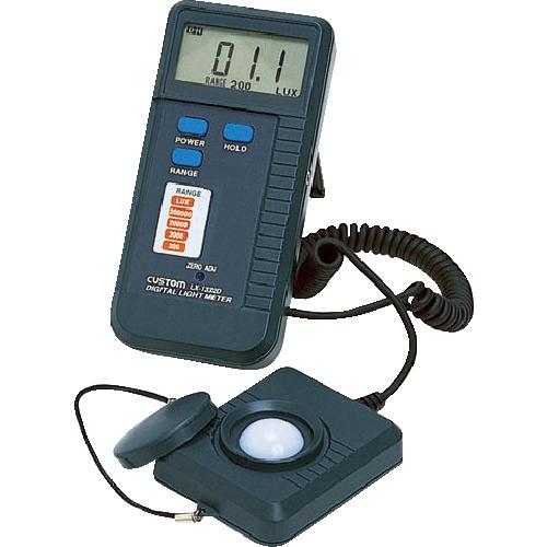 カスタム 照度計【LX1332D】 販売単位:1個(入り数:-)JAN[4983621202328](カスタム 環境測定器) (株)カスタム【05P03Dec16】
