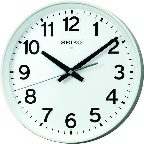 SEIKO 電波クロック【KX317W】 販売単位:1個(入り数:-)JAN[4517228025990](SEIKO 掛時計) セイコークロック(株)【05P03Dec16】