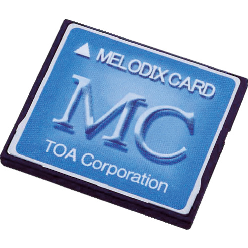 TOA メロディクスカード学校向け【MC1010】 販売単位:1台(入り数:-)JAN[-](TOA トランシーバー) TOA(株)【05P03Dec16】