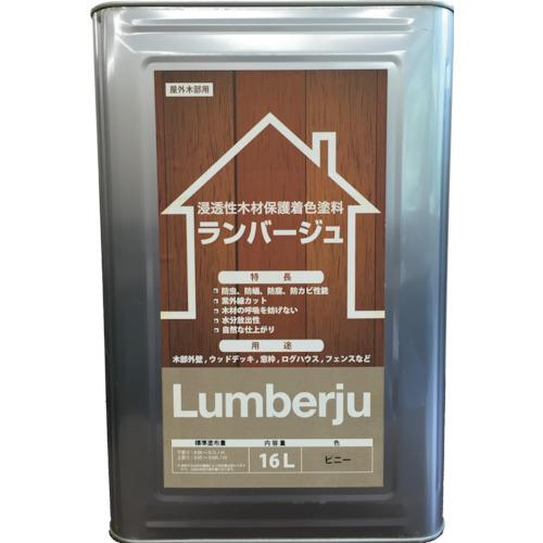 ABC ランバージュスタンダード ピニー 16L【LJS16LPN】 販売単位:1缶(入り数:-)JAN[-](ABC 塗料) (株)エービーシー商会【05P03Dec16】