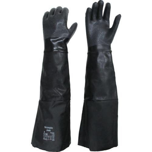 アンセル 耐熱手袋 スコーピオロング M【NO190268】 販売単位:1双(入り数:-)JAN[4907026196648](アンセル 耐熱・耐寒手袋) (株)アンセル・ヘルスケア・ジャパ【05P03Dec16】