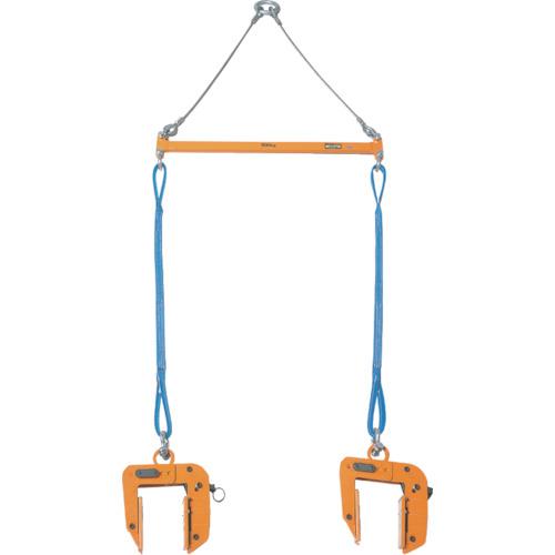 スーパー 2×4パネル吊 天秤セット【PTC200S】 販売単位:1S(入り数:-)JAN[4967521161060](スーパー 吊りクランプ) (株)スーパーツール【05P03Dec16】