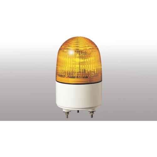 パトライト 小型LED表示灯【PES100AY】 販売単位:1台(入り数:-)JAN[4938766007376](パトライト 表示灯) (株)パトライト【05P03Dec16】
