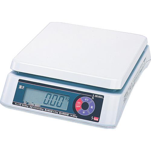 イシダ 上皿型重量ハカリ【SBOX30】 販売単位:1台(入り数:-)JAN[4562178500233](イシダ はかり) (株)イシダ【05P03Dec16】