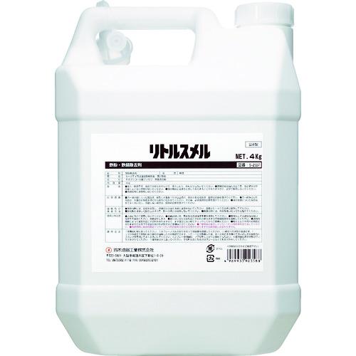 SYK リトルスメル4KG【S2597】 販売単位:1缶(入り数:-)JAN[4989933903588](SYK 洗剤・クリーナー) 鈴木油脂工業(株)【05P03Dec16】