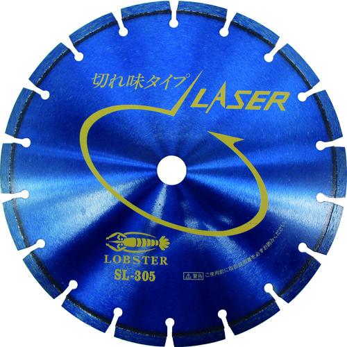 エビ ダイヤモンドホイール レーザー(乾式) 304mm 穴径25.4mm【SL30525.4】 販売単位:1枚(入り数:-)JAN[4963202014977](エビ ダイヤモンドカッター) (株)ロブテックス【05P03Dec16】