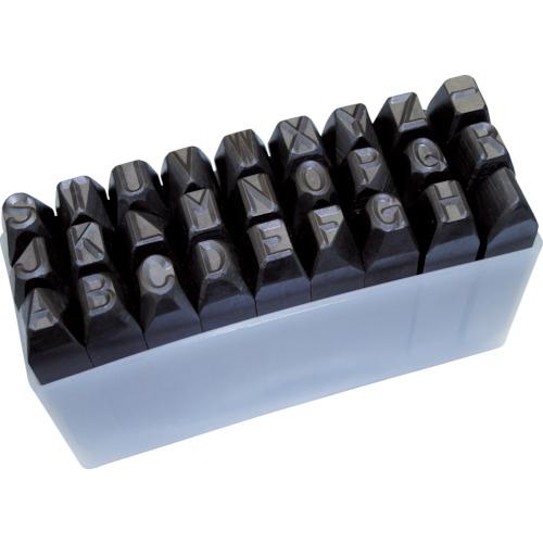 TRUSCO 逆英字刻印セット 10mm【SKC100】 販売単位:1S(入り数:-)JAN[4989999134216](TRUSCO 刻印) トラスコ中山(株)【05P03Dec16】