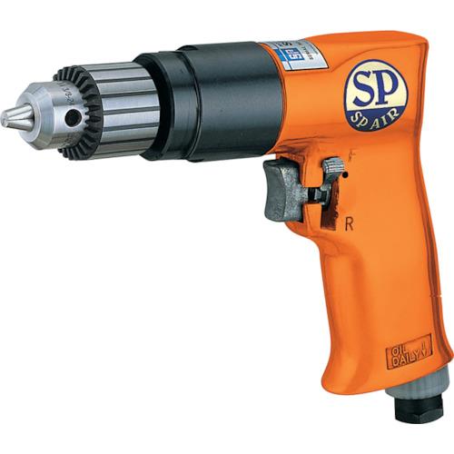 SP エアードリル10mm(正逆回転機構付)【SPD52】 販売単位:1台(入り数:-)JAN[4545695300197](SP エアドリル) エス.ピー.エアー(株)【05P03Dec16】