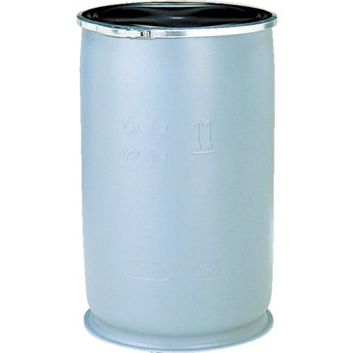 サンコー プラドラムオープンタイプPDO110L-1 グレー【SKPDO110L1GL】 販売単位:1台(入り数:-)JAN[4983049801158](サンコー ドラム缶) 三甲(株)【05P03Dec16】