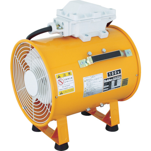 スイデン 耐圧防爆型送風機単相200V SJF-300D1-2M【SJF300D12M】 販売単位:1台(入り数:-)JAN[4538634412587](スイデン 送風機) (株)スイデン【05P03Dec16】