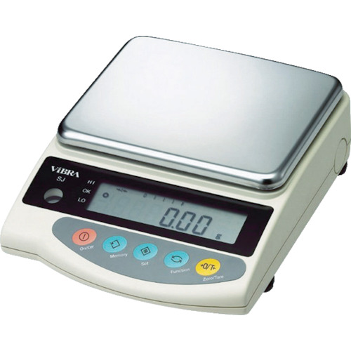 ViBRA カウンテイングスケール 6200g【SJ6200】 販売単位:1台(入り数:-)JAN[-](ViBRA はかり) 新光電子(株)【05P03Dec16】