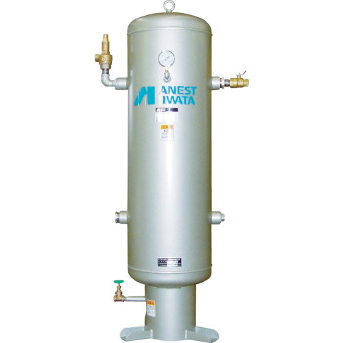 An air tank 250L sale unit made of ANEST IWATA stainless steel: Nothing  (enter a number: -)JAN[-] (ANEST IWATA compressor peripheral device) ANEST