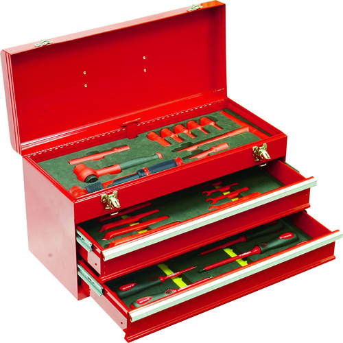 Tech-EV insulation tool set full 27 points combined sales unit: 1S (enter a  number: -)JAN[4547230034352](Tech-EV tool set (insulation)) snap on tools