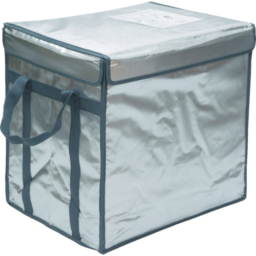 TRUSCO 超保冷クーラーBOX マジックテープタイプ 50L【TCB50】 販売単位:1個(入り数:-)JAN[4989999383645](TRUSCO 暑さ対策用品) トラスコ中山(株)【05P03Dec16】