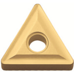 京セラ 旋削用チップ CVDコーティング CA5525【TNMG220412(CA5525)】 販売単位:10個(入り数:-)JAN[4960664448135](京セラ チップ) 京セラ(株)【05P03Dec16】