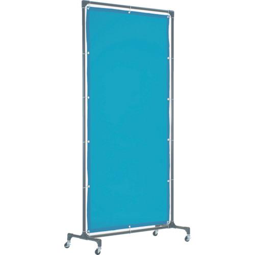TRUSCO 溶接遮光フェンス 1020型単体 ブルー【YFBB】 販売単位:1台(入り数:-)JAN[4989999173420](TRUSCO 溶接遮光フェンス) トラスコ中山(株)【05P03Dec16】