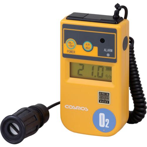 新コスモス デジタル酸素濃度計 1mカールコード付【XO3262SB】 販売単位:1個(入り数:-)JAN[-](新コスモス ガス測定器・検知器) 新コスモス電機(株)【05P03Dec16】