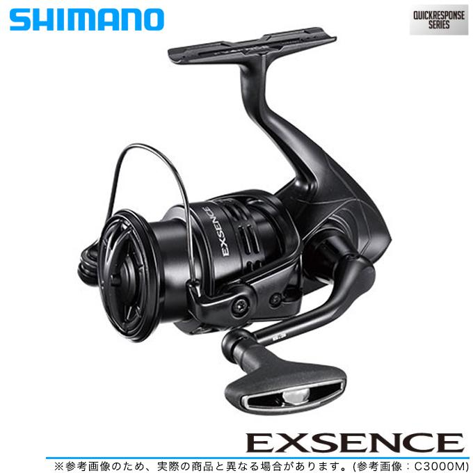 (5)【送料無料】 シマノ 17 エクスセンス C3000M (2017年モデル) /スピニングリール/SHIMANO/NEW EXSENCE/シーバス/ソルトルアー/SW/