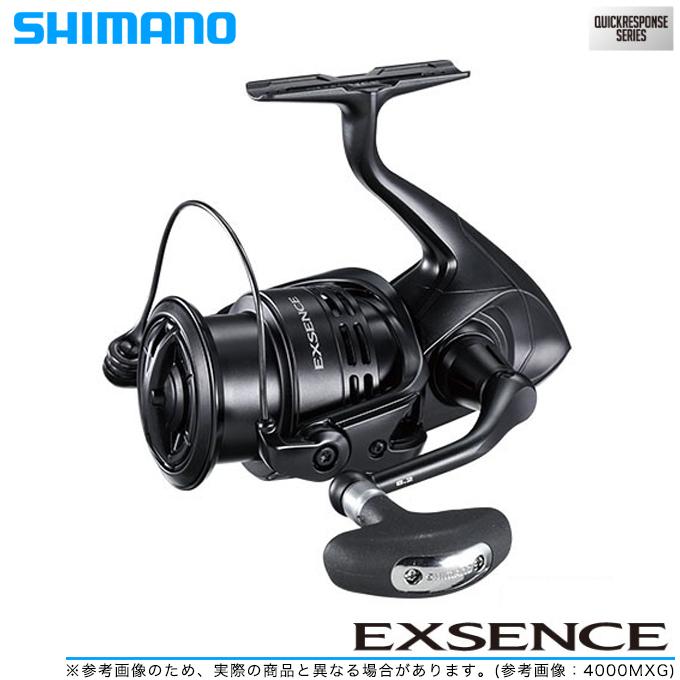 (5)【送料無料】 シマノ 17 エクスセンス 4000MXG (2017年モデル) /スピニングリール/SHIMANO/NEW EXSENCE/シーバス/ソルトルアー/SW/