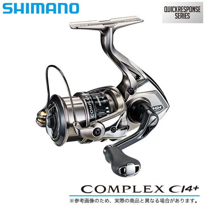 (5)シマノ 17 コンプレックスCI4+ 2500S F6 HG (2017年モデル) /スピニングリール/SHIMANO/COMPLEX CI4+/
