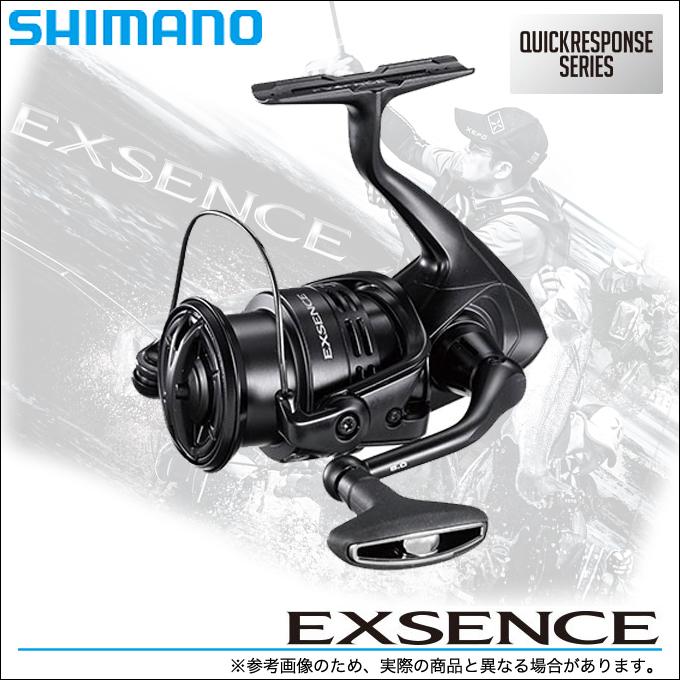(5)シマノ 17 エクスセンス C3000M (2017年モデル) /スピニングリール/SHIMANO/NEW EXSENCE/シーバス/ソルトルアー/SW/
