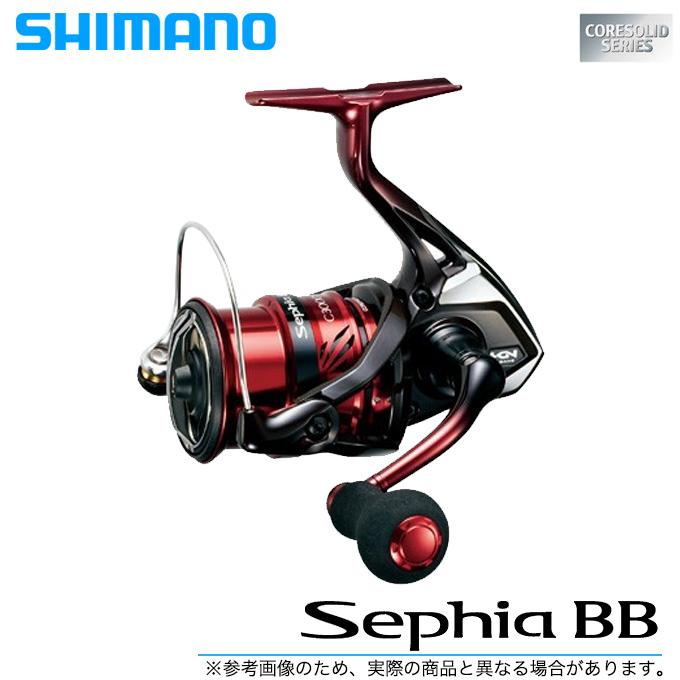 (5)シマノ 18 セフィア BB C3000SHG (2018年モデル) スピニングリール /エギング/アオリイカ/SEPHIA BB/SHIMANO