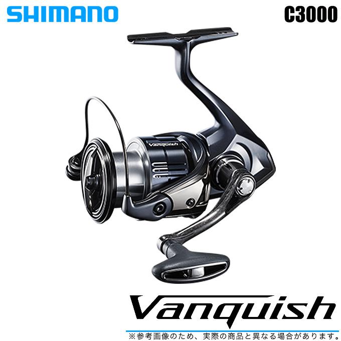 (5)【送料無料】シマノ 19 ヴァンキッシュ C3000 (2019年モデル) /スピニングリール/SHIMANO/NEW Vanquish/バンキッシュ/汎用/
