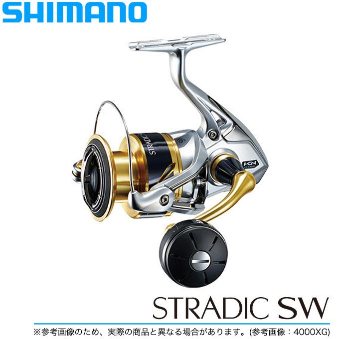 (5) シマノ 18 ストラディックSW 4000HG /2018年モデル/スピニングリール/ソルトウォーター/ルアー/ジギング/ショアジギング/キャスティング/STRADIC SW/SHIMANO/NEW/
