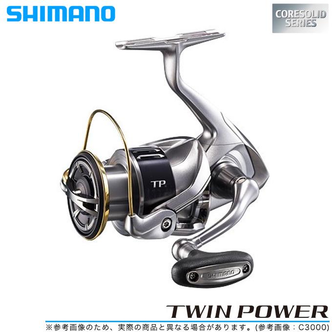 (5) シマノ ツインパワー (4000PG) /スピニングリール/TWIN POWER/SHIMANO/NEW/2015年モデル/汎用