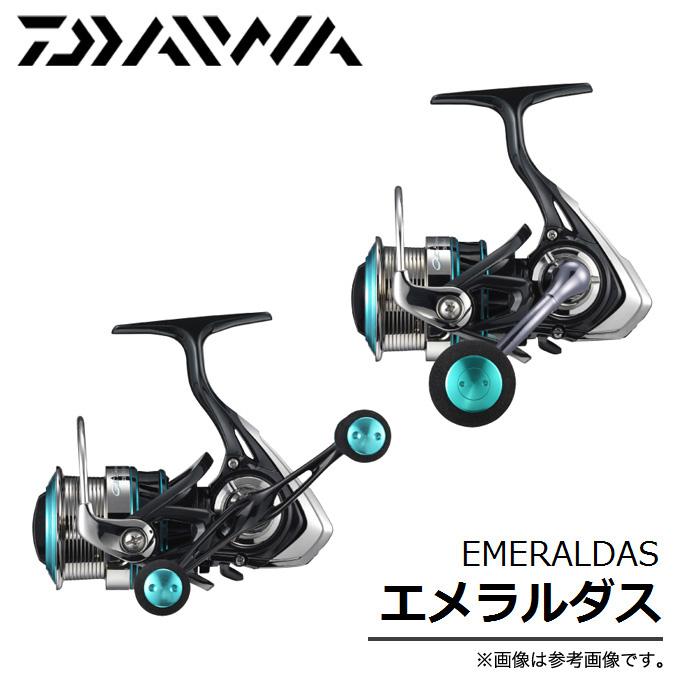(5)【目玉商品】 ダイワ エメラルダス(2508PE-H) (2016年モデル)/シングルハンドル/スピニングリール/エギング/DAIWA/EMERALDAS/1s6a1l7e-reel