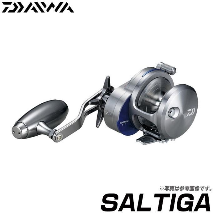 ダイワ ソルティガ(35NH)(右ハンドル)(2016年追加機種)/ジギング/ベイト/オフショア/SALTIGA/DAIWA