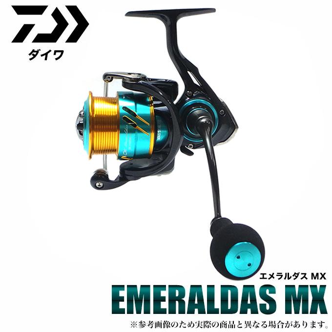 (5)【目玉商品】 ダイワ エメラルダス MX (2508PE‐H) (スピニングリール)/2017年モデル/シングルハンドル/エギング/アオリイカ/EMERALDAS MX/DAIWA/1s6a1l7e-reel