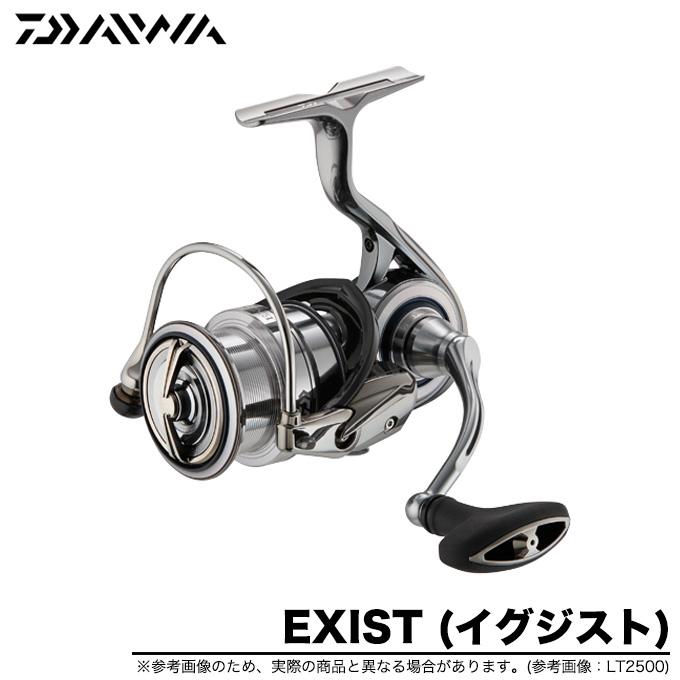 (5)【送料無料】 ダイワ 18 イグジスト (LT3000S-CXH) (2018年モデル) /リール