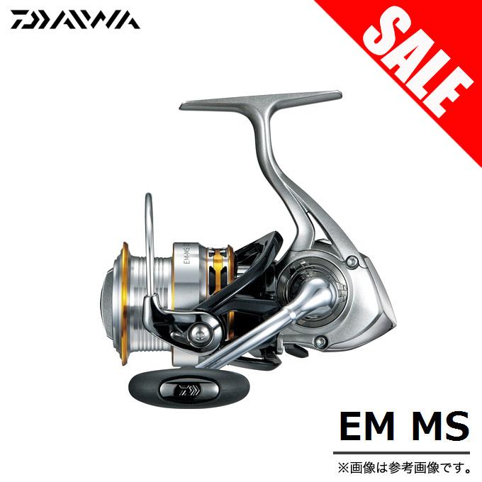 (5)【目玉商品】ダイワ EM MS (2004H) (2016年モデル) /スピニングリール/DAIWA/1s6a1l7e-reel
