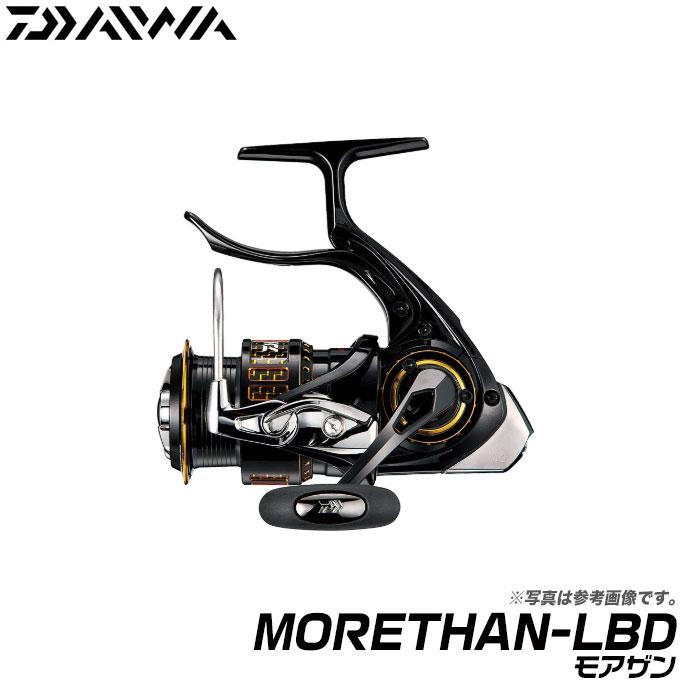 (6)【取り寄せ商品】 ダイワ モアザン-LBD(2510PE-SH) /スピニングリール/レバーブレーキ/シーバス/2017年モデル/モアザン LBD/MORETHAN-LBD/DAIWA