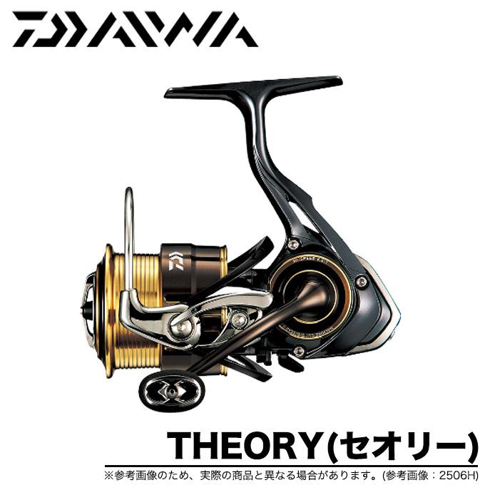 (5)【目玉商品】 ダイワ セオリー 2004H (スピニングリール) /DAIWA/THEORY/2017年モデル/1s6a1l7e-reel /d1p9