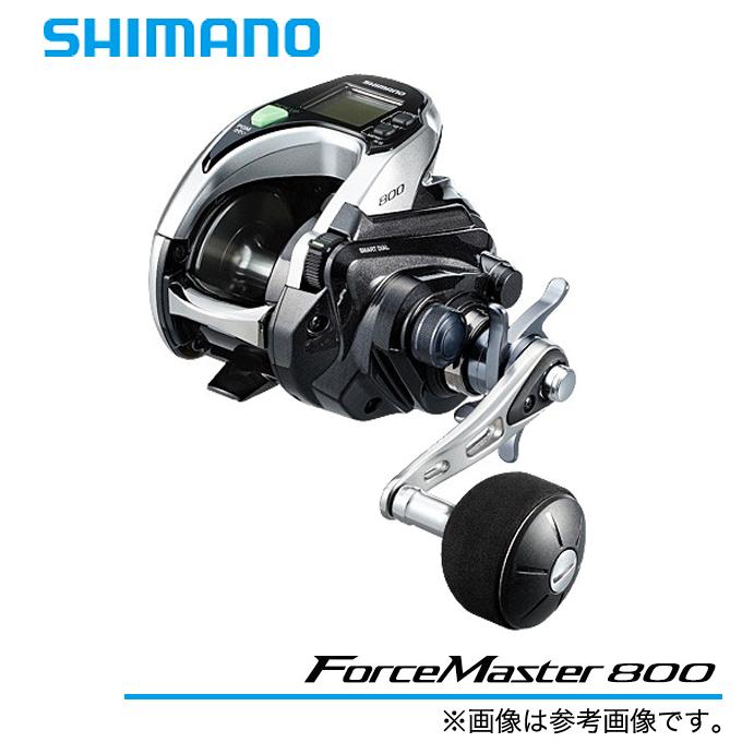 (5) シマノ フォースマスター 800 (右ハンドル) /電動リール/船釣り/SHIMANO/ForceMaster/2015年モデル/