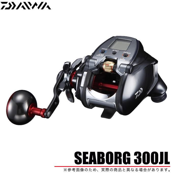 (5) ダイワ シーボーグ 300JL 左ハンドル 2018年モデル/電動リール/ 船釣り/SEABORG/DAIWA