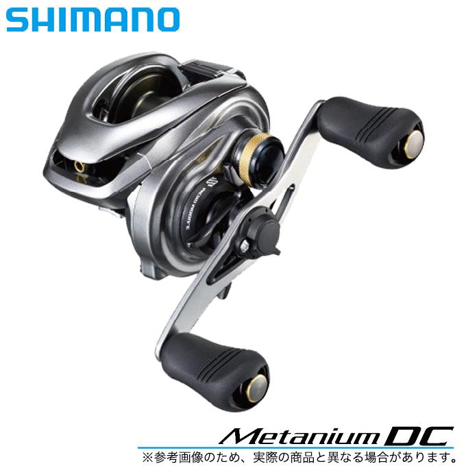 (5)【送料無料】シマノ メタニウムDC (HG LEFT)(左ハンドル) /ベイトキャスティングリール/ブラックバス/SHIMANO/Metanium DC/2015年モデル/