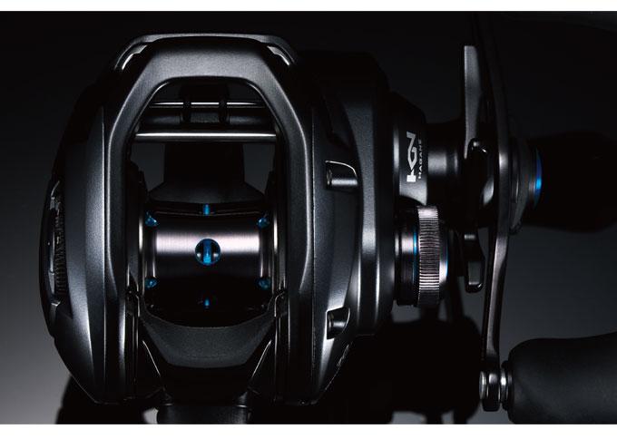(5)シマノ 19 SLX MGL 70XG RIGHT (右ハンドル) 2019年モデル /ベイトキャスティングリール/釣り/ブラックバス/SHIMANO/NEW