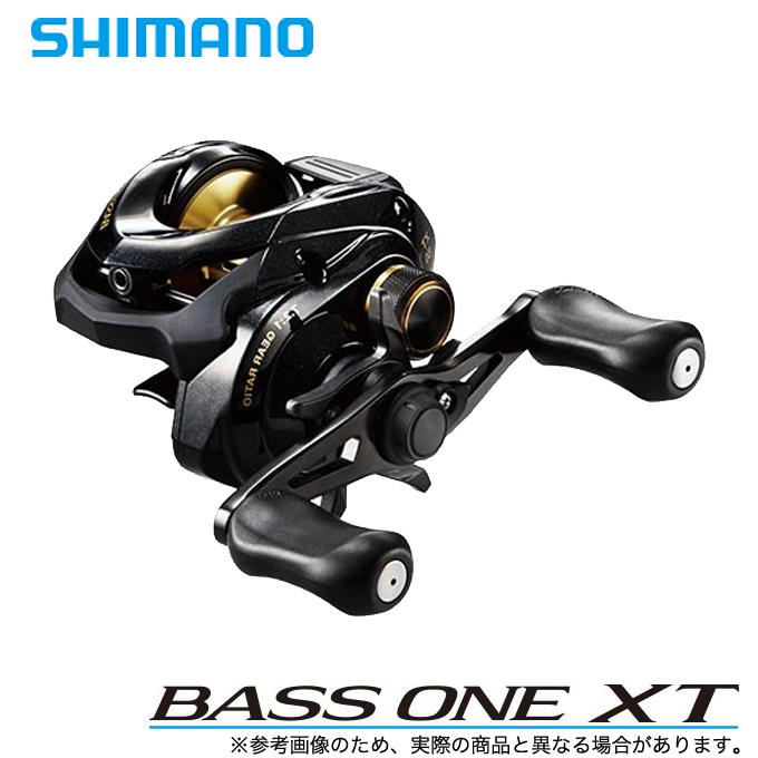 (5)シマノ 17 バスワン XT LEFT 151 (左ハンドル) (2017年モデル) /ベイトキャスティングリール/釣り/ブラックバス/BASS ONE XT/SHIMANO/NEW