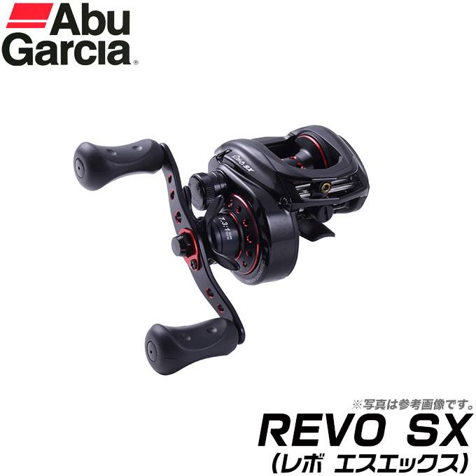 (5)アブガルシア REVO SX (レボ エスエックス) RVO4 SX-L (左ハンドル) (2018年モデル/ベイトキャスティングリール)