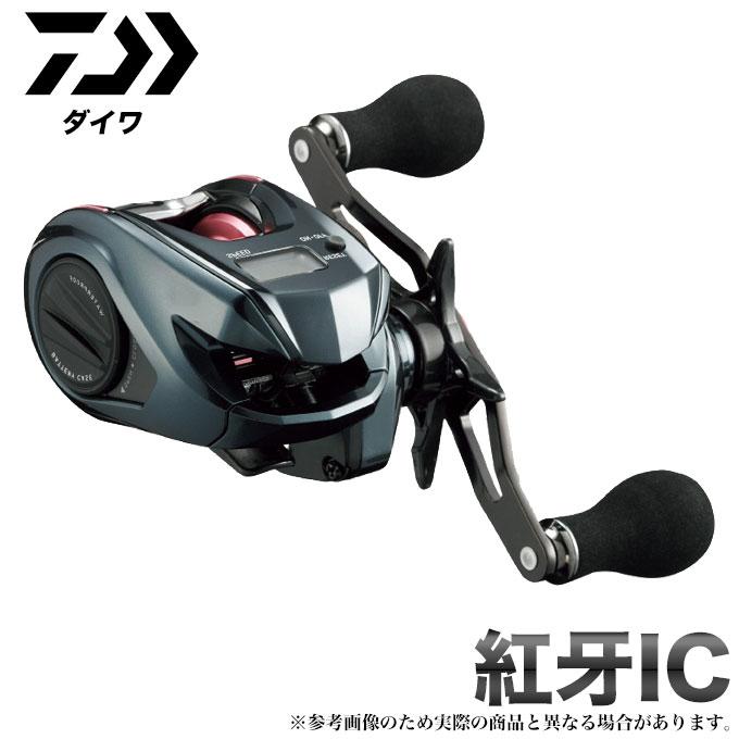 (5)【目玉商品】ダイワ 紅牙 IC (100PL-RM)(左ハンドル) /DAIWA/2018年モデル/1s6a1l7e-reel