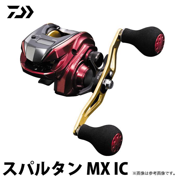 (5)【目玉商品】 ダイワ スパルタン MX IC (150HL)(左ハンドル) /DAIWA/2018年モデル/1s6a1l7e-reel