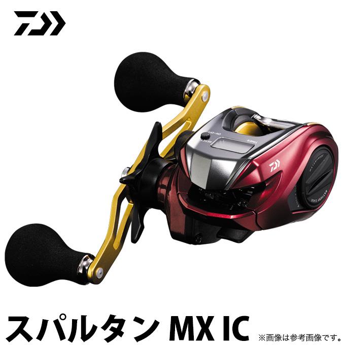 (5)【目玉商品】ダイワ スパルタン MX IC (150H)(右ハンドル) /DAIWA/2018年モデル/1s6a1l7e-reel